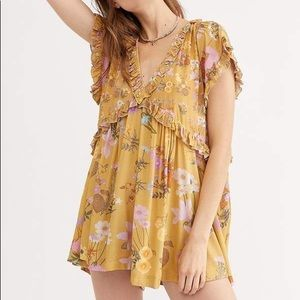 Spell and The Gypsy Collective  Wild Bloom Romper